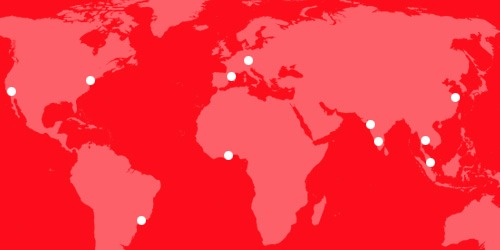Global Executive MBA cities