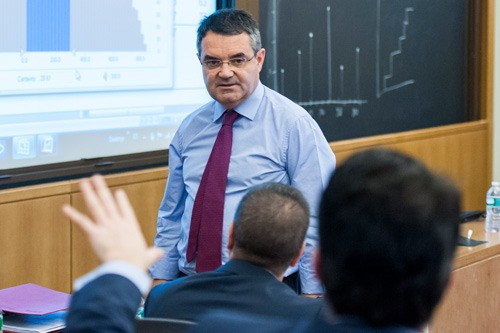 Global Executive Mba Iese Business School