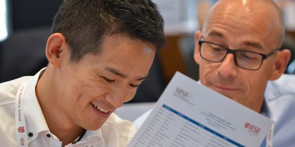 Global Executive MBA profile