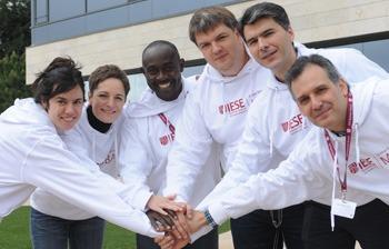 Career Impact Global Executive Mba Iese Business School