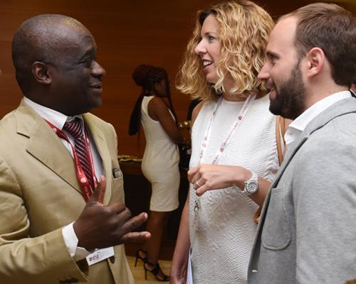 Global EMBA networking